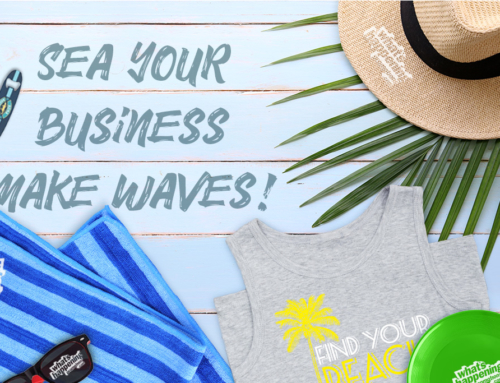 Sea Your Business Make Waves