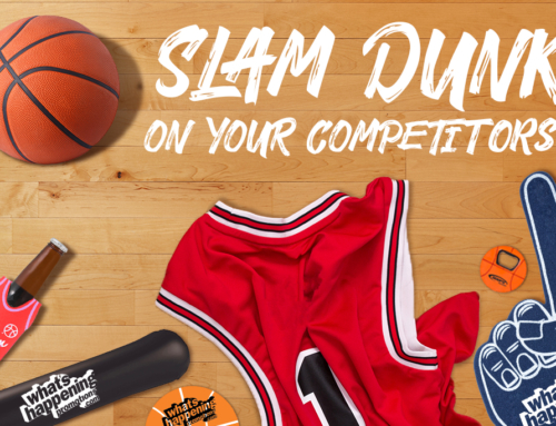 Slam Dunk on Your Competitors!