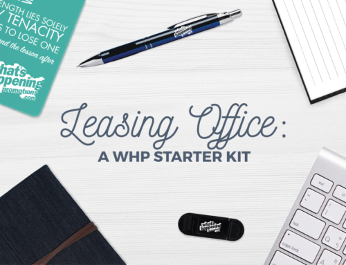 Leasing Office Starter Kit