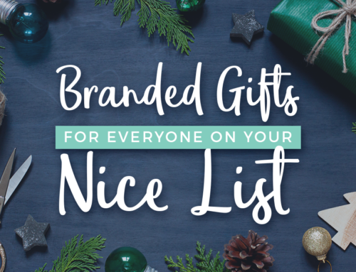 Branded Gifts for Your Nice List!