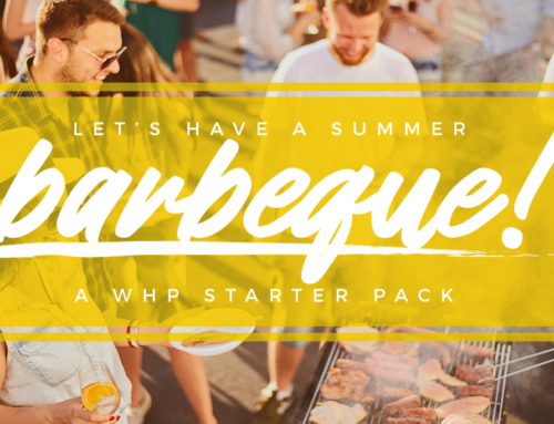 Let's Have A Summer Barbeque!